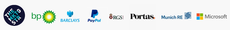 Bravest Path Client Logos